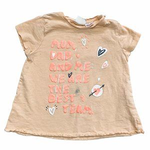 *Play Condition* Zara Coral T-Shirt